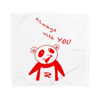 人徳 Towel handkerchiefs