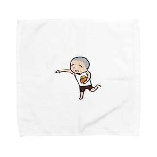 豆まき小僧 Towel handkerchiefs