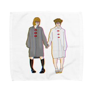 ツインズ Towel handkerchiefs