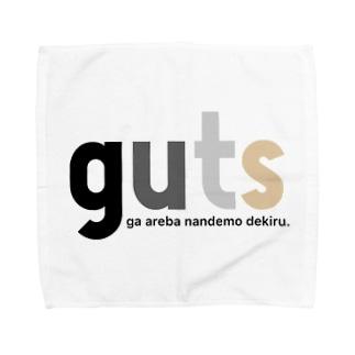 GUTSU Towel handkerchiefs