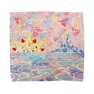 Unwavering Towel handkerchiefs