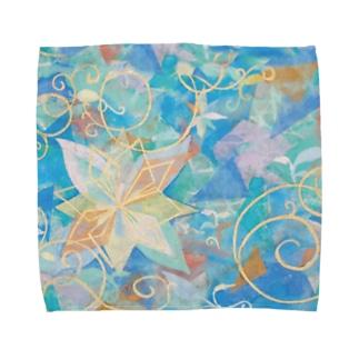 Bloom Towel handkerchiefs