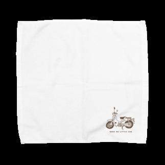 こなもんのBOKU NO LITTLE CUB Towel handkerchiefs