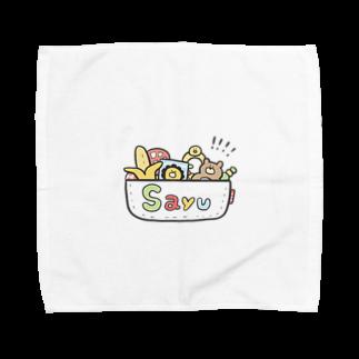 ゆゆ丸のさゆ◎ Towel handkerchiefs