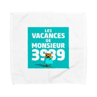 ミスター3939の休暇 Towel handkerchiefs