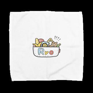 ゆゆ丸のりょう◎ Towel handkerchiefs