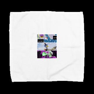 coco12150623のてんぴーと Towel handkerchiefs