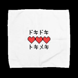 meloaのドキドキトキメキ Towel handkerchiefs