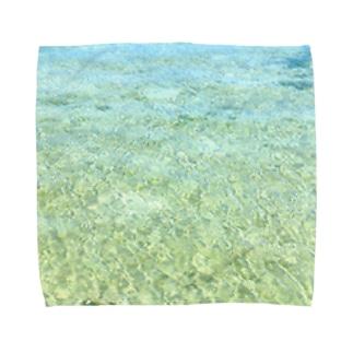 海水浴 Towel handkerchiefs