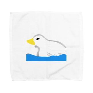 水鳥 Towel handkerchiefs