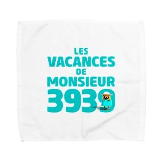 ミスター3939の休暇その2 Towel handkerchiefs