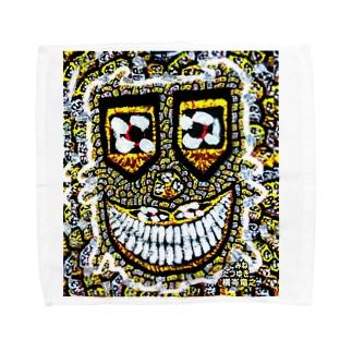狂気のsmilemonster♥ Towel handkerchiefs