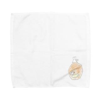 メープルシロップ Towel handkerchiefs