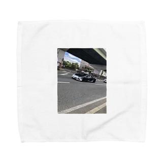 ランボルギーニ Towel handkerchiefs