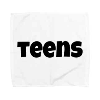 teensのteens Towel handkerchiefs
