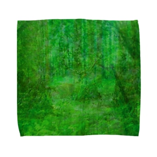 森林浴 Towel handkerchiefs