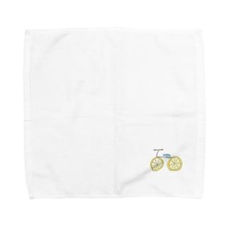 レモンバイク Towel handkerchiefs