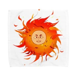 太陽系男子 Towel handkerchiefs