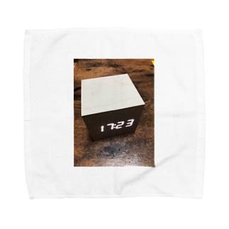 タイマー Towel handkerchiefs