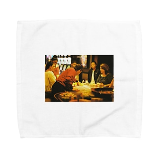 casino Towel handkerchiefs