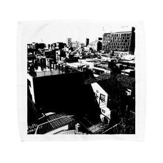 TOKYO VIEWING Towel Handkerchief