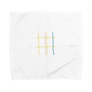 せん Towel handkerchiefs
