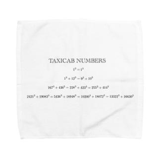 タクシー数 Towel handkerchiefs