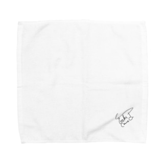 御崎山 椿 Official Towel handkerchiefs