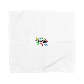 ルーカス Towel handkerchiefs