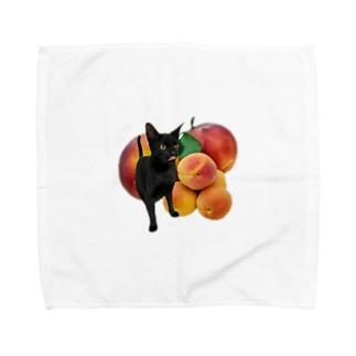No.12 杏ちゃん♪ Towel handkerchiefs
