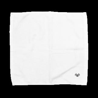 after7soukyokuのこあら Towel handkerchiefs