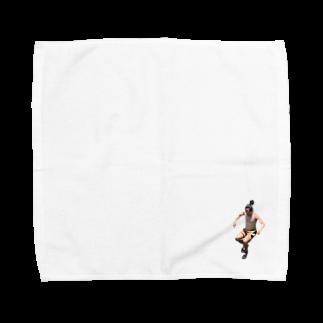 usatf9のhi-ちゃん Towel handkerchiefs
