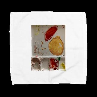 小倉一之助のカピカピパレット Towel handkerchiefs