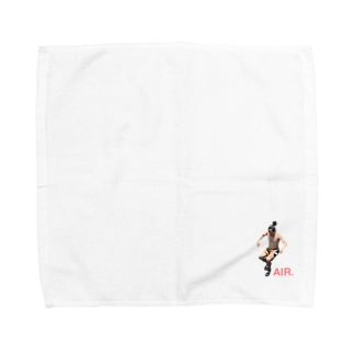 usatf9のAIR.hi-ちゃん Towel handkerchiefs