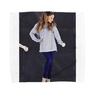 ♡ArianaGrande♡ Towel handkerchiefs