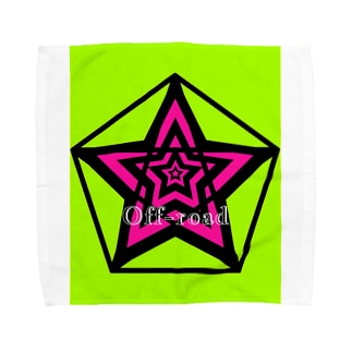 OFF- ROAD Towel handkerchiefs