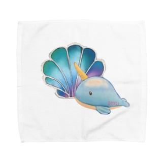 いっかくのいっちゃん Towel handkerchiefs