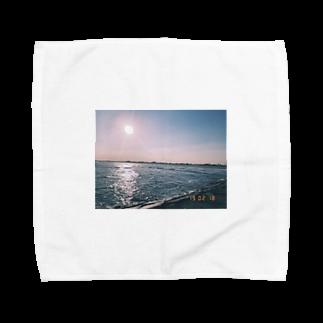 ____tkrのSea Towel handkerchiefs