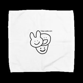Tokyo usako.comのうさこちゃんTokyo.com Towel handkerchiefs