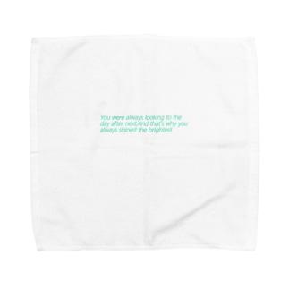 y Towel handkerchiefs