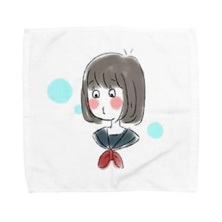 jk Towel handkerchiefs