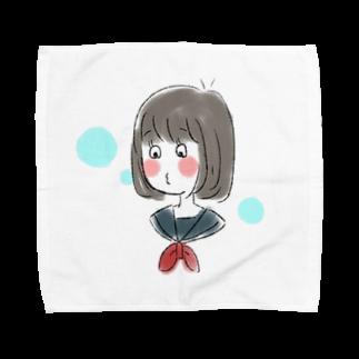 なるマリモチャーハンのjk Towel handkerchiefs