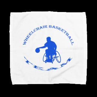 NOMAD-LAB The shopの車椅子バスケ! Towel handkerchiefs