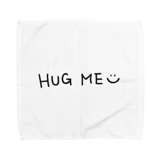 HUG ME☺︎ Towel handkerchiefs
