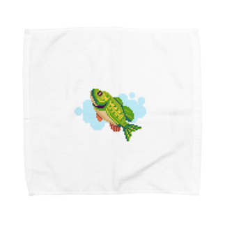 notteのfish Towel handkerchiefs