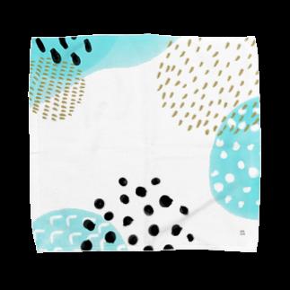 れみしま🐕のPolca dot 8 Towel handkerchiefs