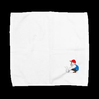 s_uppo_nのかっこいいおじさん Towel handkerchiefs