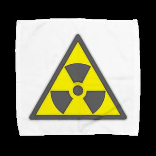 AURA_HYSTERICAのRadiation_S Towel handkerchiefs