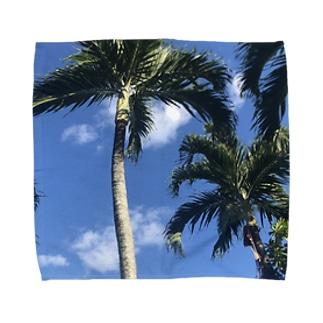 憩 Towel handkerchiefs