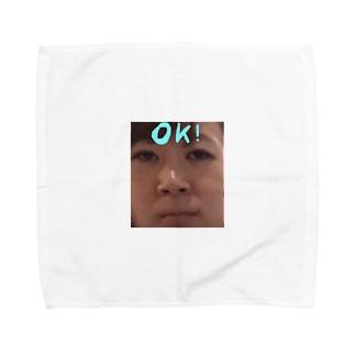よ Towel handkerchiefs